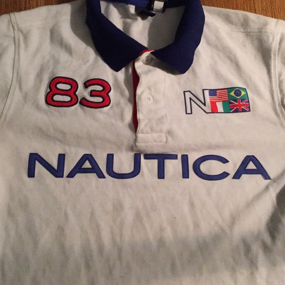 Nautica Other - Nautica collar shirt